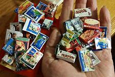 Kitchen Freezer Food Delights Accessories 9pc Dollhouse 1:12 Miniature