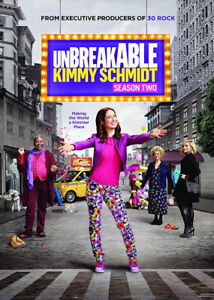 Unbreakable Kimmy Schmidt - Season 2 (Keepcase) New DVD