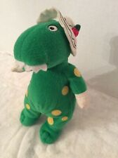 Spin Master The Wiggles Dorothy Dinosaur Plush stuffed Animal 2003