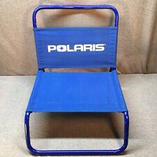 Vintage POLARIS Travel Chair Line Packable Beach Chair Camping Chair