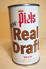 New listing Piels Real Draft Beer 12 oz. 1960 flat - , Piel Bros., Brooklyn, New York
