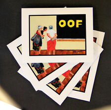 OOF.. - Note Cards
