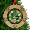 Christmas Tree Memorial Decoration PERSONALISED Mum Dad Nanny Remembrance Bauble