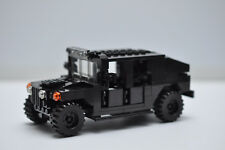 LEGO City Police SWAT Hummer Slant Back Black Truck SUV Speed Champions