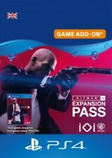 Hitman 2 Expansion Pass DLC - PS4- Same Day Dispatch