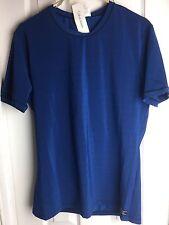VTG Calvin Klein Diablo MUSCLE Slim Fit Stretch Blue T-Shirt Men's XL M5167