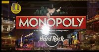 SEALED NEW 2010 HARD ROCK CAFE MONOPOLY FACTORY SHRINKWRAP UNOPENED USAOPOLY