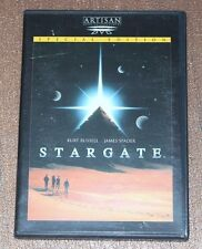 Stargate (DVD, 1999, Widescreen Special Edition)