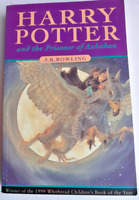 Harry Potter & The Prisoner of Azkaban First Edition Paperback With Errors
