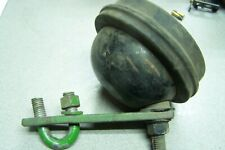 John Deere fender light & mounting brackets vintage