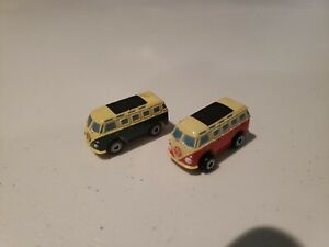 Micro Machines volkswagen micro bus lot