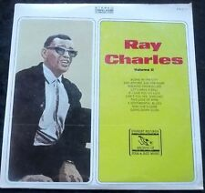 RAY CHARLES Ray Charles Volume II LP USA Everest FS-292 STILL SEALED