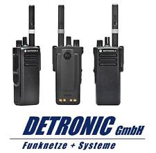 Motorola DP4400e - UHF403-527MHz Handfunkgerät inkl. Akku, Antenne, Gürtelclip