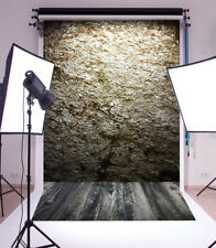 PHOTOGRAPHY Backdrop Vinyl Prop Rock wall 5x7 FT
