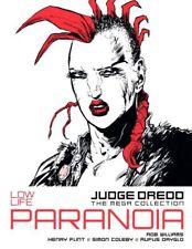 2000AD: JUDGE DREDD THE MEGA COLLECTION - Part 19 - LOW-LIFE PARANOIA - EXCELLEN