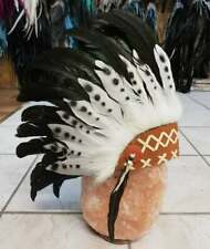 Federhaube Indianer Kopfschmuck ,LBH War bonnet Coiffe Indienne Karneval 2020