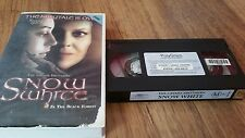 THE GRIMM BROTHERS SNOW WHITE IN THE BLACK FOREST -SIGOURNEY WEAVER -  VHS VIDEO