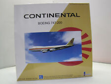 IF742004 - Inflight Boeing 747-200 - Continental Red Meatball - 1:200
