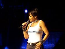 JANET JACKSON - Number Ones Up Close & Personal Tour 8 x 10 Glossy Golor Photo