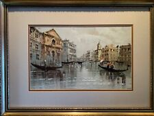 Venice painting in oil