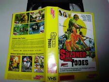 SÖLDNER DES TODES -VHS .. Pront-Video - Langfassung  mit Laura Gemser