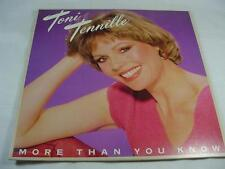 Toni Tennille - More Than You Know - Excellent Condition -