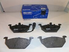 VW Beetle Bora Caddy Golf Jetta Polo Front Brake Pads Set 98 On GENUINE BRAKEFIT