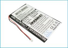 3.7V battery for Creative BA20603R79901, Zen Touch 20GB, DAA-BA0004 Li-Polymer