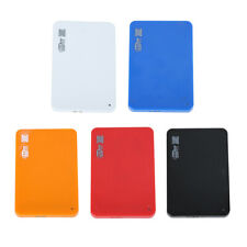 USB 3.0 2TB External Mobile Hard Drive 2.5'' HDD Storage  Disk for Laptop