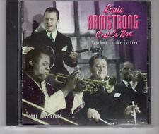 (HG509) Louis Armstrong, C'est Ci Bon (Coal Cart Blues) - CD 1 only - 2001 CD