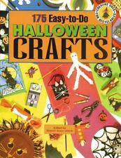 NEW - 175 Easy-to-Do Halloween Crafts: Creative Uses for Recyclables