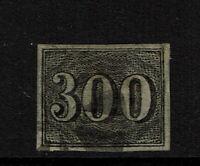 Brazil SC# 27, Used, Hinge Remnant - S8007
