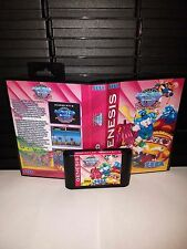 Monster Lair - Wonder Boy III ( 3 ) Video Game for Sega Genesis! Cart & Box!