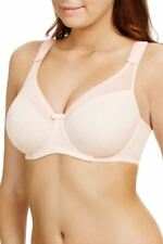 Berlei B521 Beauty Minimiser Underwired Supportive Non Padded Full Cup Bra 34 DD Pink