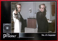 THE PRISONER Auto Series - Volume 1 - NO. 6's IMPOSTER - Card #45 Cards Inc 2002