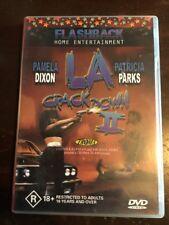 L.A. CRACKDOWN II Pamela Dixon Very Good Condition DVD R All