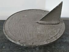 Vintage Whitehall Products Sailboat Sundial