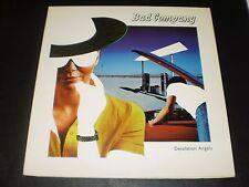 """BAD COMPANY """"DESOLATION ANGELS"""" SWAN SONG 1979 ALBUMS EX. CONDITION"""