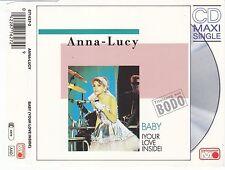 Maxi-CD: Anna-Lucy RARE Pop/Disco Maxi CD Only RARE