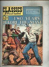 Classics Illustrated #25-1949 vg- 3rd edition Dana Jr