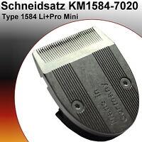 Schneidsatz Moser Li Pro Mini standard 1584 -7020  Scherkopf Schneidekopf