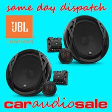 "JBL HARMAN CLUB 6500C 360 WATTS 6.5"" 16.5CM 2 WAY COMPONENT CAR VAN SPEAKERS"