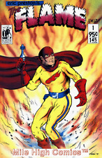 ERIC PRESTON IS THE FLAME (1987 Series) #1 Very Fine Comics Book