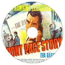 Front Page Story  Jack Hawkins, Elizabeth Allan   Drama Film 1954 DVD