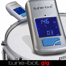 Drum set tuning Tune-Bot GIG Tuner Overtone Labs Tune Bot New
