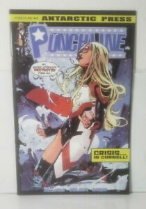 Punchline 2 (2018 ANTARCTIC PRESS)[1ST APPEARANCE OF MISTER JANUARY] NM+!