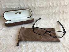 Oakley RX Eyeglasses Glasses Frame DERINGER Satin Black OX5066-0154