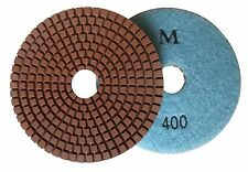 "4""  Metal-bond Wet Diamond Polishing Pad/Pads 400 Grit"