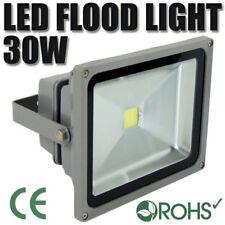 30W LED Garden Lights Outdoor Floodlights & Spotlights