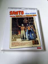 """DVD """"SANTO Y BLUE DEMON CONTRA DRACULA Y EL HOMBRE LOBO"""" COMO NUEVO"""